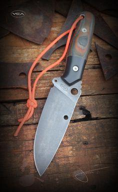J. A. Voss – VCA Knives   Facas e bainhas artesanais