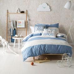 Designer Kids!   Bedlinen by Marie Claire Mini, Hiccups, Goosebumps and more @ The Home