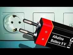 Timestamps: DIY magnet How to start a fire with a battery Fixing a remote with only one battery Charge your phone from a simple batte. Diy Electronics, Electronics Projects, Diy Tech Gadgets, Battery Hacks, Pvc Pipe Projects, Watch Engraving, Diy Magnets, Diy Welding, Alkaline Battery