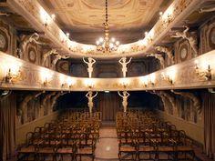 Villa Aldrovandi-Mazzacorati, Tuscany, Bologna