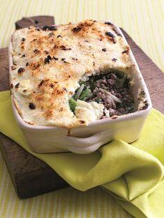 #WelshLamb, potato, leek and fennel gratin.  289 kcal per serving.
