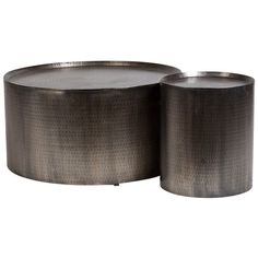 Harper Coffee Table Drum coffee table Steel drum and Coffee