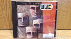 THE BEST OF REM. CD / I.R.S. RECORDS - 1991. 17 TEMAS / CALIDAD LUJO.