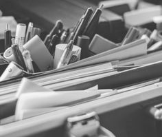 Office Supplies: Is it an addiction?
