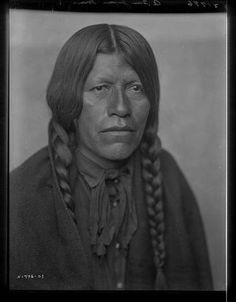 """A San Juan Man"", San Juan Pueblo, New Mexico :: Palace of the Governors Photo Archives Collection"