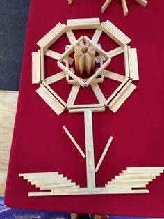 Jenga Blocks, Wooden Blocks, Construction, Preschool Learning, Plank, Lego, Candles, Diy Crafts, Preschool