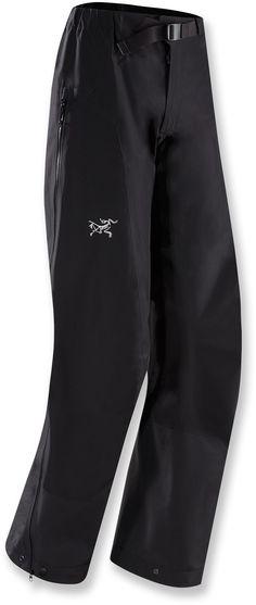 Arc'teryx Female Zeta Lt Pants - Women's