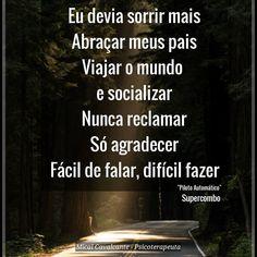 "30 curtidas, 1 comentários - Mical Cavalcante (@micalcavalcante) no Instagram: ""Sobre o que poderíamos e o que realmente fazemos... #micalcavalcante #psicologa #psicoterapeuta…"""
