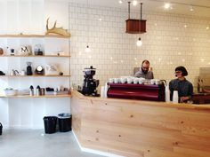 Matchstick Coffee Vancouver