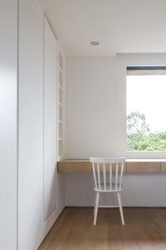 Workspace | Apartmento Villa Lobos by Felipe Hess | Est Living