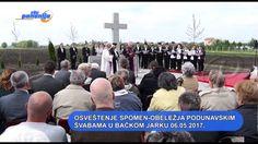BAČKI JARAK - Osveštenje spomen-obeležja Podunavskim Švabama