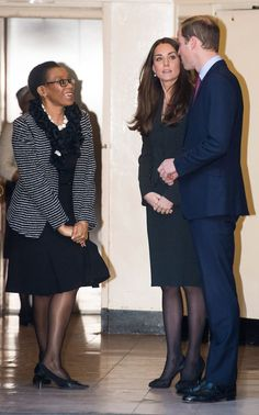 Duchess Kate: Year in Review: 2013 On December 11, the Cambridges began the day by signing the book of condolences for Nelson Mandela at South Africa House.