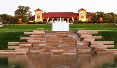 Forest Park..... once home to the 1904 World's Fair.... Jewel Box, greenhouse, golf courses, World's Fair Pavilion, etc.