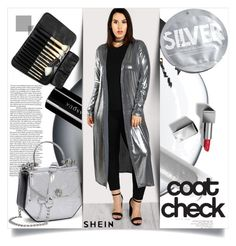 Go Bold: Statement Coats by azra-v on Polyvore featuring moda, Illamasqua, Burberry, Clé de Peau Beauté, Urban Outfitters, statementcoats and plus size clothing