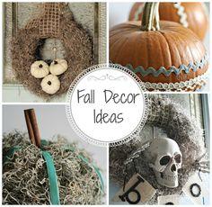 home.made.: Fall Decor Ideas