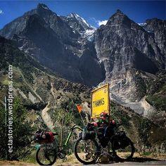Touring, Mount Everest, Wordpress, Bike, Mountains, World, Check, Travel, Design