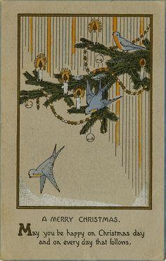 Christmas swallows | Flickr - Photo Sharing!
