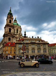 Eastern Europe - Warsaw? (I think)