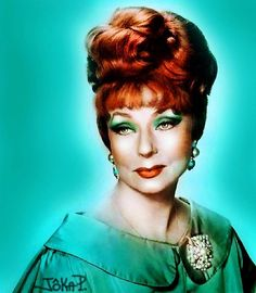 Image detail for -bewitched # endora # star # actress