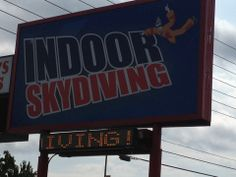 Fly Away Indoor Skydiving - Pigeon Forge, TN