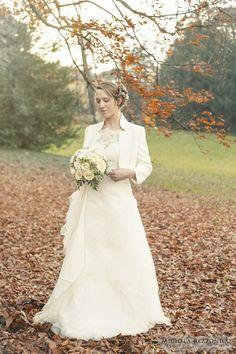 Wedding Dress - Bride - Bouquet| Michela Rezzonico Wedding Photographer #matrimonio #wedding #winterwedding