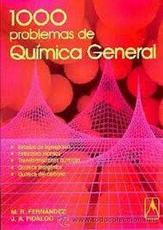 1000 PROBLEMAS DE QUIMICA GENERAL (Libros de Segunda Mano - Ciencias, Manuales y Oficios - Física, Química y Matemáticas)
