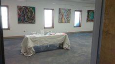 Main exhibit area....