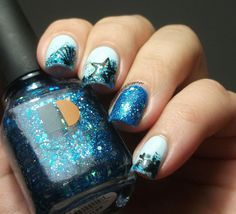 The Clockwise Nail polish: Lechat Dare To Wear Trios Electricos