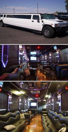 Kids Party Bus, Limo Party, Party Bus Rental, Hummer Limo, Luxury Van, Luxury Motorhomes, Company Party, Corporate Events, Dream Cars