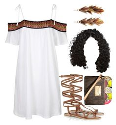 """Untitled #2041"" by vintage-is-the-new-black ❤ liked on Polyvore featuring Topshop, Lipsy and Ashley Pittman"