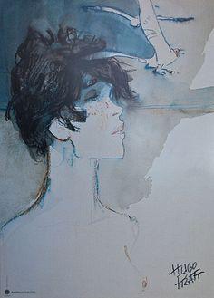 Banshee by Hugo Pratt