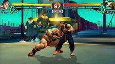 Street Fighter IV Champion Edition : un premier trailer qui bastonne sec