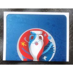 Football Soccer Sticker Panini UEFA Euro 2016 #1 Tournament