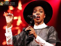 #LaurynHill live in #Boston (Saturday, October 1, 2016 - 8:00 AM). Click on image to view avaliable tickets, more info about other events in #Boston you can find at http://bostonliveeventsschedule.tumblr.com