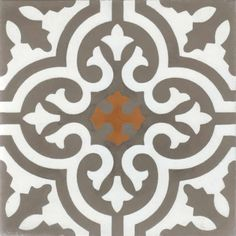 Moroccan Encaustic Cement Pattern Pre Sealed 03g