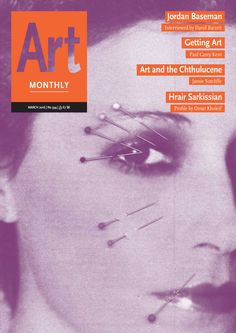 Art Monthly 394: March 2016