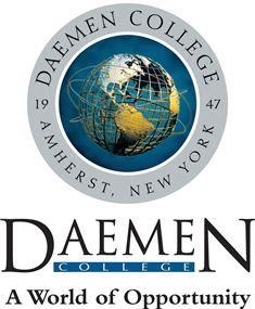 Daemen College College Grant Writing College Logo