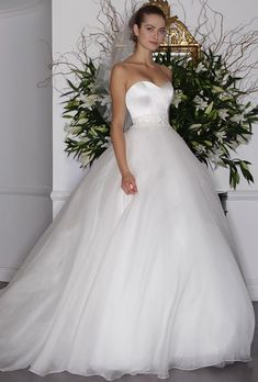 b800ea2411a 3362 Best Organza Wedding Dresses images in 2019