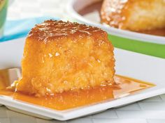 Pudim de tapioca, tapioca pudding. todaperfeita.com.br