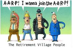 Retirement...that's the life for me
