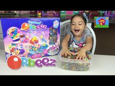 Orbeez Pool & Adventure Park 1,000 | Orbeez Grow Like Magic Small to Big - Kid-Friendly Toy Review - YouTube
