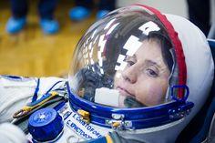 Samantha Cristoforetti. Ingegnere e astronauta italiana. È la prima donna italiana negli equipaggi dell'Agenzia Spaziale Europea e la prima donna italiana nello spazio.