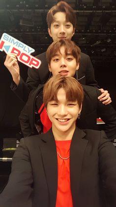 Wanna-One - Daniel, Jivoin, Guanlin Rapper, Hyun Kim, Daniel K, Guan Lin, Lai Guanlin, Produce 101 Season 2, Thing 1, Kim Jaehwan, Ha Sungwoon