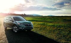 Introducing the new 2015 Honda CR-V! #Honda #CRV #Toronto