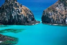 THE EXOTIC TRAVEL DESTINATION IN THE WORLD.  Fernando de Noronha, Brazil