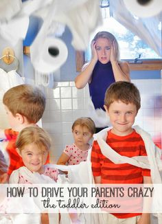 A must-read for anyone that has ever spent any time with toddlers. #funny