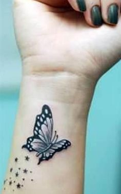 kleine schmetterling tattoos - Google-Suche