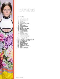 Fashion Gallery Woman London SS 2018   ideedaprodurre ideedaprodurre