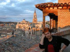 Дина Рубина. Испания, 2008