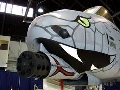 122nd Fighter Wing, Fort Wayne, Indiana-Blacksnakes Squadron. They kill the people that killed us on 9/11